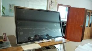 "65"" Infrared Touch Screen Network Advertising All-in-One PC pictures & photos"