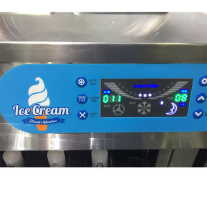 Hot Sale Cheap Price Floorstand Frozen Yogurt Machine Made in China with Ce Approved pictures & photos