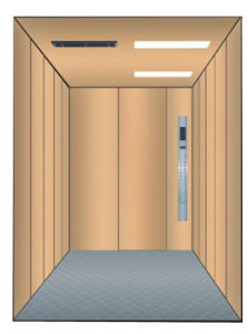 Warehouse Goods Freight Elevator with Big Load pictures & photos