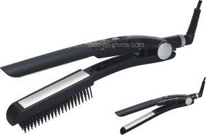 Hair Brush Straightener pictures & photos