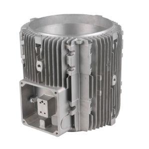 Aluminum Die Casting Electric Motor Housing pictures & photos