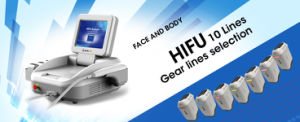 10lines Hifu Machine for Face Lifting pictures & photos