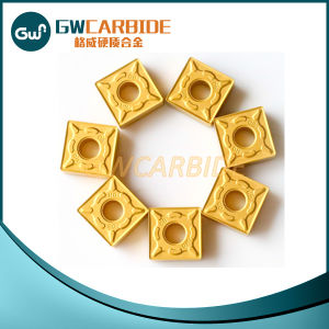 Carbide Indexable Turning Milling Inserts with CVD PVD Coating pictures & photos