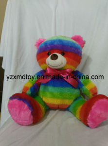 Plush Colorful Teddy Bear LED Bear with Functions pictures & photos