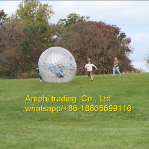 Inflatable Glow Zorb Ball for Events