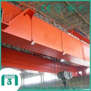 Construction Crane Qd Type Double Girder Overhead Crane pictures & photos