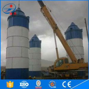 Sheet or Piece Type Cement Silo Manufacture 100t pictures & photos