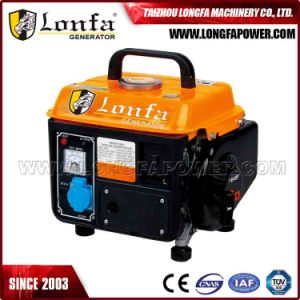 Mini Portable Camping 650W Electric Gasoline Generator pictures & photos