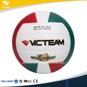 Economic No Stitch Laminated Practice Volleyball pictures & photos