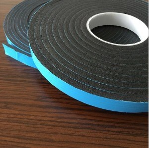 Blue From Type Paper PVC Foam Tape pictures & photos