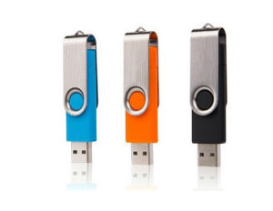 Double Side Swivel USB Stick Promotional Gifts USB Flash Drive pictures & photos