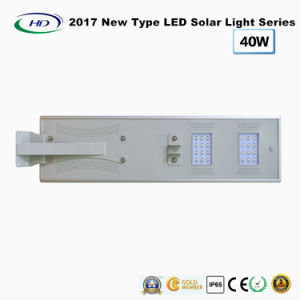 2017 New Type All-in-One Solar LED Street Light 40W pictures & photos