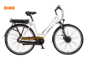 Em83 Electric Bicycle with Shimano 9 Speed Gears Electric Bike City E-Bike pictures & photos
