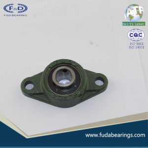 UCFL306 Chrome Steel Grey Cast Iron Housing Pillow Block Bearing for Agricultural Machinery pictures & photos