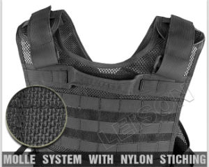 Tactical Vest with 1000d Cordura Waterproof and Flame Retardant Rock Bottom Price pictures & photos