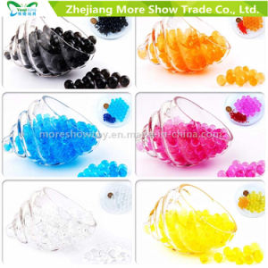 Crystal Soil Hydrogel Gel Polymer Water Beads for Wedding Table Centerpieces pictures & photos