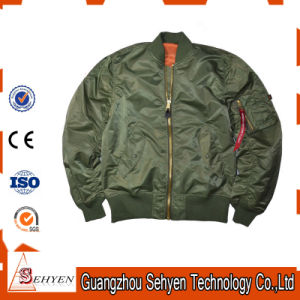 Men Pilot Jacket Winter Bomber Jacket for Army Jacket pictures & photos