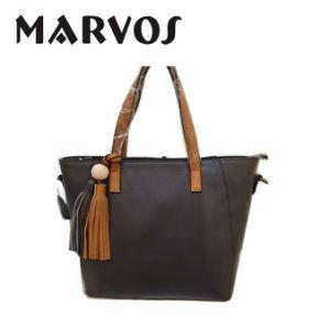 China Wholesale Leather Handbag / Lady′s Tote Handbag Ma1657 pictures & photos