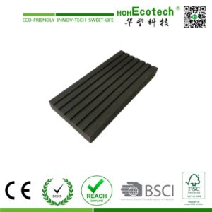 Composite Wood Skirting, WPC Flooring Edge Covering, Waterproof WPC Decking Side Covering pictures & photos