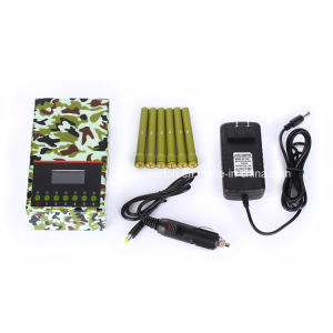 2017 Latest LCD Screen 6-Band Handheld Cell Phone 2g 3G 4G Jammer GPS WiFi Lojack Signal Jammer pictures & photos