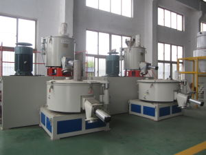 Ce Vertical Plastic Mixer Machine for PE PVC Pipe pictures & photos