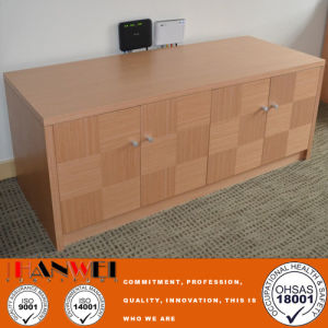 TV Stand TV Table TV Cabinet Solid Wooden Furniture pictures & photos