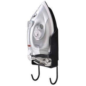 Safe Auto Shut-off Balck Steam Iron with 2m Power Cord pictures & photos