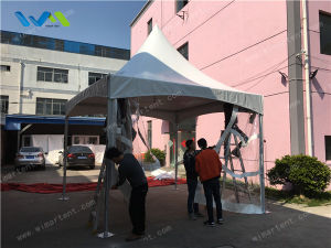 4X4 Chinese Style Gazebo for Wholesale pictures & photos