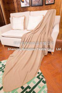 Custom Blanket /Plain Polar Fleece Blanket / Airlines Blanket pictures & photos
