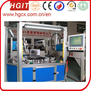 Customized Automatic Spray Gluing Cementing Production Line pictures & photos