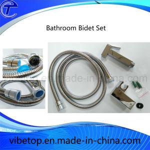 Wholesale Cheaper Brass Bathroom Shower Bidet Set Toilet Hand Shower pictures & photos