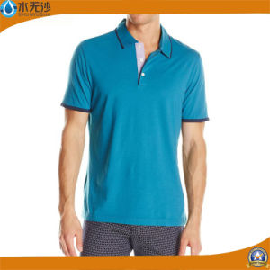 2017 Wholesale Men Polo Shirts Plain Cotton Polo Shirts