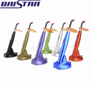2017 Popular Dental Wireless Colorful Curing Light pictures & photos