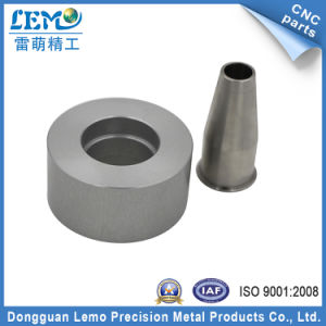 Clear Knurling CNC Machining Aluminum Parts, with Prompt Lead Time Machined Components of Aerospace Parts (LM-257M) pictures & photos