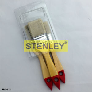 Paint Brush Wooden Handle Bristle and Pet pictures & photos