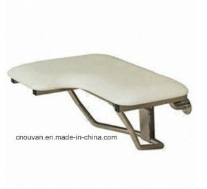 Bathroom Rest Folding Seat, Stainless Steel Leisure Folding Stool pictures & photos