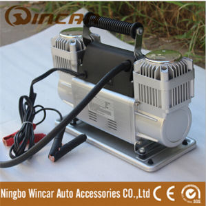 Car Mini Air Compressor Ce Approved 150psi 60mm Cylinder (w2026) pictures & photos