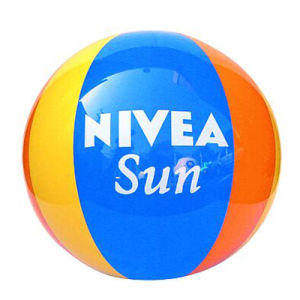 50cm Diameter PVC or TPU Inflatable Beach Ball for Promotion pictures & photos