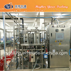 Pet Bottle Soda Water Filling Line pictures & photos