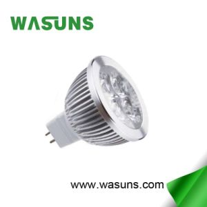 4W LED Spot Aluminium Body MR16 LED Bulbs pictures & photos