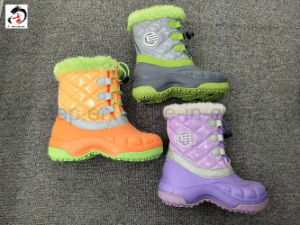 Winter Warm Snow Boots for Man and Woman pictures & photos