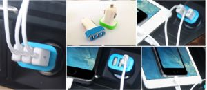 Universal 3 USB Car Charger 5V 5.2A Mobile Phone pictures & photos