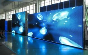 P6 High Definition Full Color Indoor LED Display Screen pictures & photos