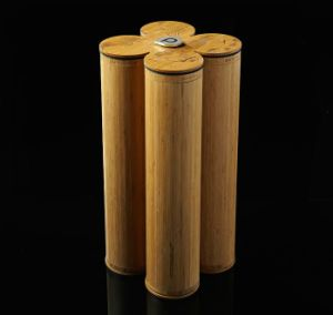 Bamboo Round Tube / Cylinder pictures & photos
