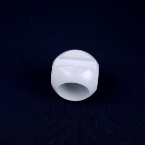 PVC Plastic Molding Pipe Fitting Parts Value Ball pictures & photos