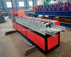 Metal Sheet Roller Shutter Slat Roll Forming Machine pictures & photos