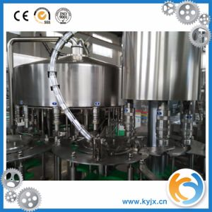 Xgf Series Automatic Luquid Filling Production Line pictures & photos