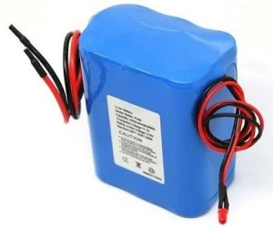 Long Cycle Life 11.1V 4000mAh Lithium Ion Battery 12V Battery pictures & photos