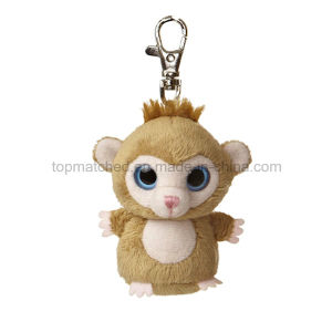 Promotion Plush Doll Keychain Toy for Kids pictures & photos
