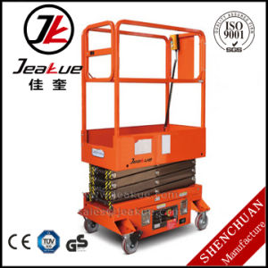 Mini Mobile Scissor Aerial Work Platforms pictures & photos